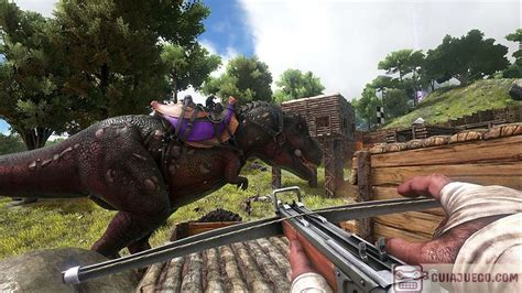 Lista de IDs de Objetos de Ark Survival Evolved   GuiaJuego