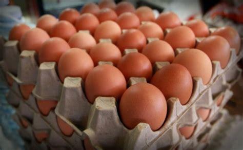 Lista de precios justos: Huevos de Gallina