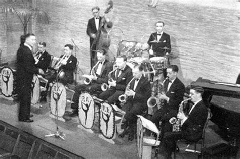 Listen: Long lost big band recording logs on for big ...