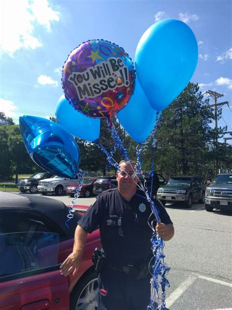 LISTEN: Police Chief Gives Final Radio Call to Retiring ...