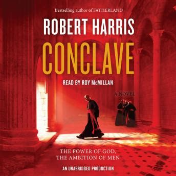 Listen to Conclave: A novel by Robert Harris at Audiobooks.com