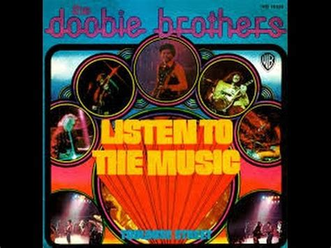 Listen to the music   Doobie Brothers   Drum cover   YouTube