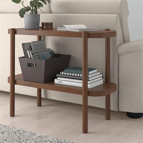 LISTERBY Consola   marrón   IKEA