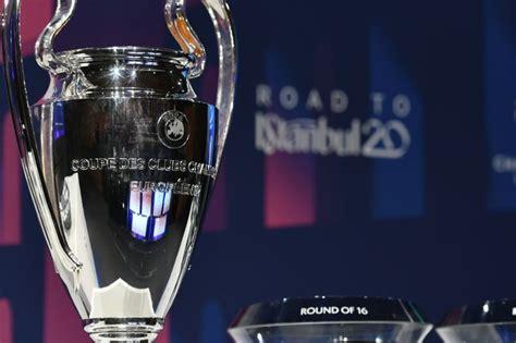 Listos los octavos de final de la UEFA Champions League 19 20