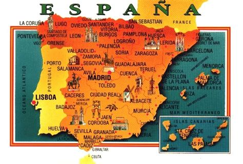 LISTO?? VAMANOS!!: Todo que tiene saber de Espana!