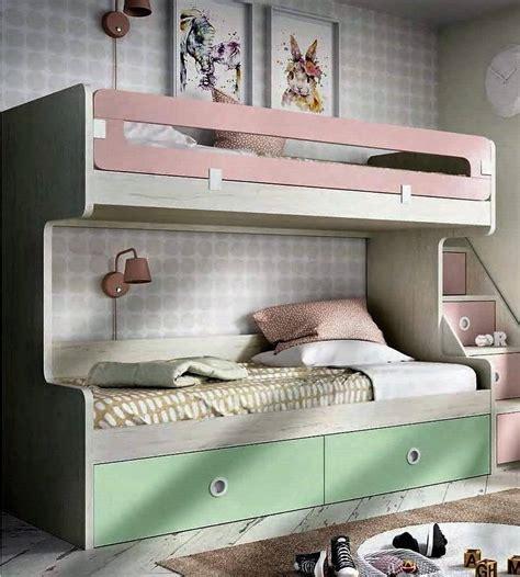 Litera dormitorio juvenil infantil moderno 363 310 ...