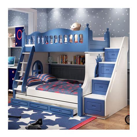 Litera moderna cama de niños muebles de dormitorio para ...