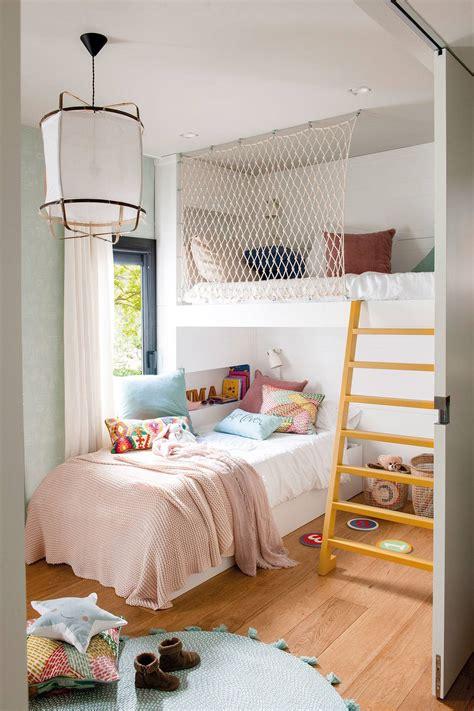 Literas, camas nido y tipo tren para habitaciones compartidas