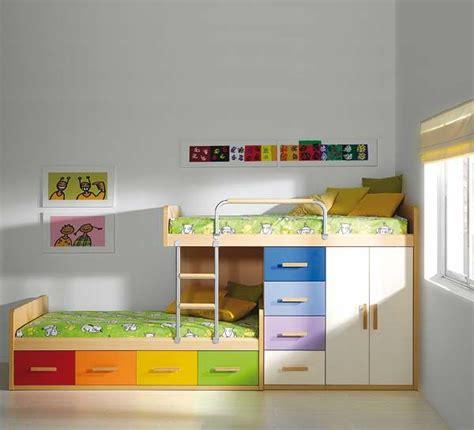literas infantiles modernas | Habitaciones infantiles ...