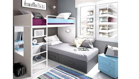 Literas para dormitorios juveniles. En Muebles DiazMuebles ...