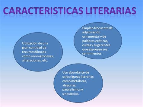 Literatura a través de la historia: CARACTERISTICAS ...