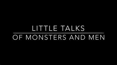 Little Talks Lyric Video // Of Monsters And Men   HD   YouTube