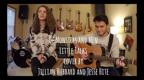 Little Talks  Of Monsters and Men  Cover by Jillian ...