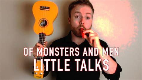 Little Talks   Of Monsters and Men  Ukulele Tutorial ...