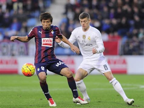 Live Commentary: Eibar 0 2 Real Madrid   as it happened ...