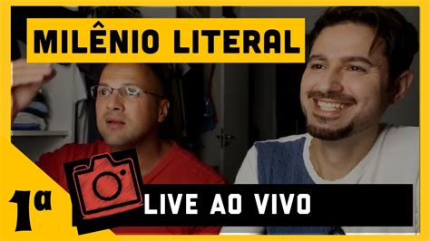 LIVE   Estudo Milênio Literal   Reinado do Messias na ...