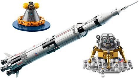 Live Out Your Astronaut Dreams With LEGO s Metre Tall NASA ...