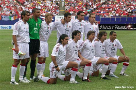 Live Soccer League: AC Milan FC Photos I