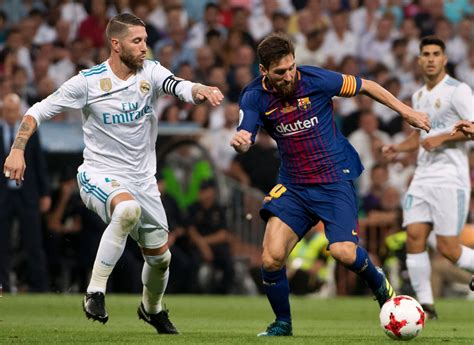 Live streaming: Watch Real Madrid vs Barcelona El Clasico ...