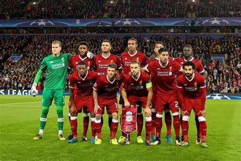 Liverpool 2 2 Sevilla: Player Ratings   Liverpool FC from ...