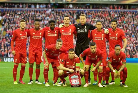 Liverpool 3 0 Villarreal: Player Ratings   This Is Anfield