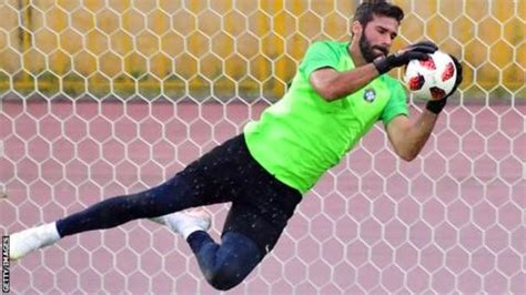 Liverpool agree record £66.8m for goalkeeper Alisson ...