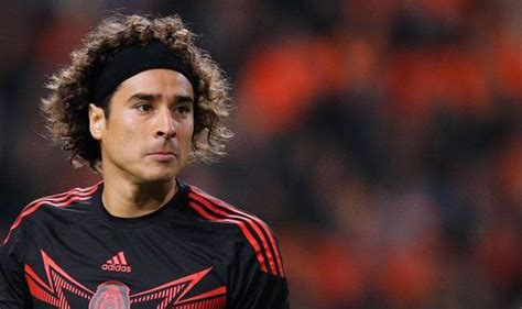 Liverpool and Arsenal on alert as Guillermo Ochoa asks to ...