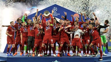 Liverpool, campeón de la Champions League 2018 2019 ...