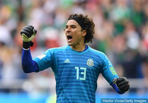 Liverpool fans want Guillermo Ochoa signed