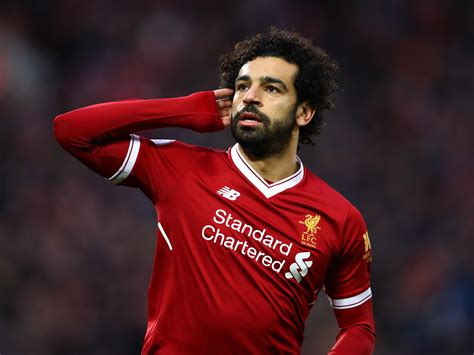 Liverpool s Mohamed Salah is putting in an exceptional ...