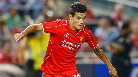 Liverpool s Philippe Coutinho ready to discuss new deal ...