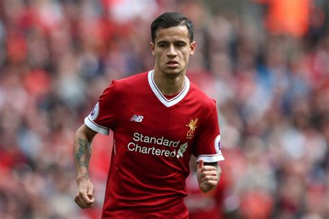 Liverpool transfer news: Philippe Coutinho responds to ...