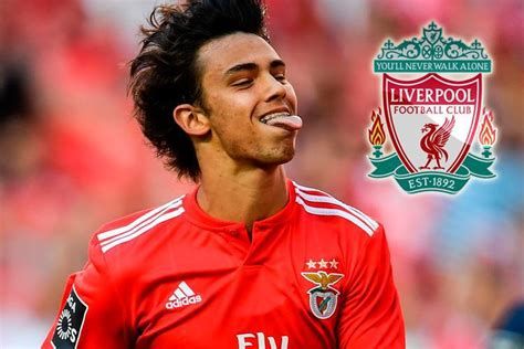 Liverpool transfer news: Reds bid £62m for Benfica starlet ...