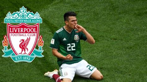 Liverpool transfer target Hirving Lozano was impossible to ...