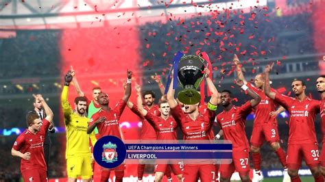 Liverpool vs Tottenham   Champions League Final 2019 ...
