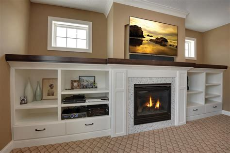 Living & Dining Room Cabinets | Custom Cabinet Builders MN