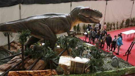 Living dinosaurios y la edad del hielo, exposición en ...