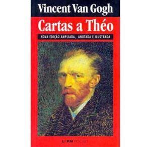 Livro   Cartas a Théo   Vincent Van Gogh   Biografias no ...