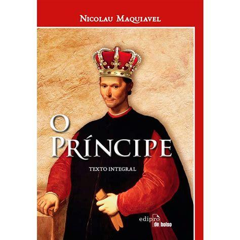 Livro   O Príncipe: Texto Integral   4ª Ed 2015   Nicolau ...