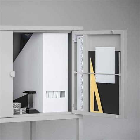 LIXHULT Armário   metal, cinz   IKEA