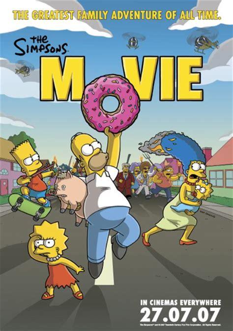 Llamastrangler s Big TV and Film Blog: The Simpsons Movie ...