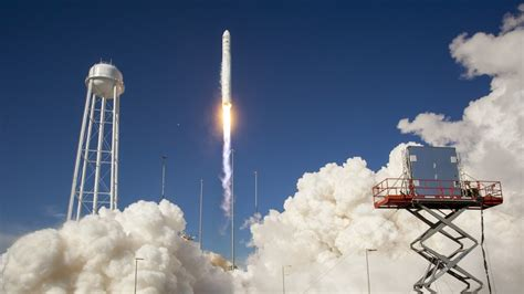 Llega al espacio el primer cohete diseñado y construido ...