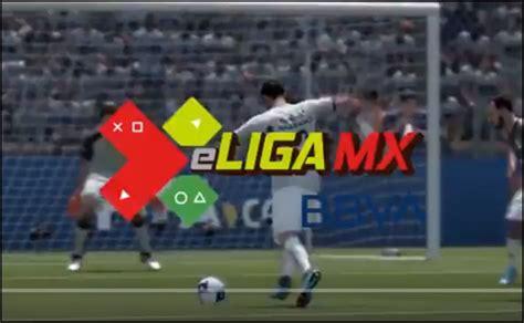 Llega la eLiga MX, el torneo virtual del futbol mexicano y ...