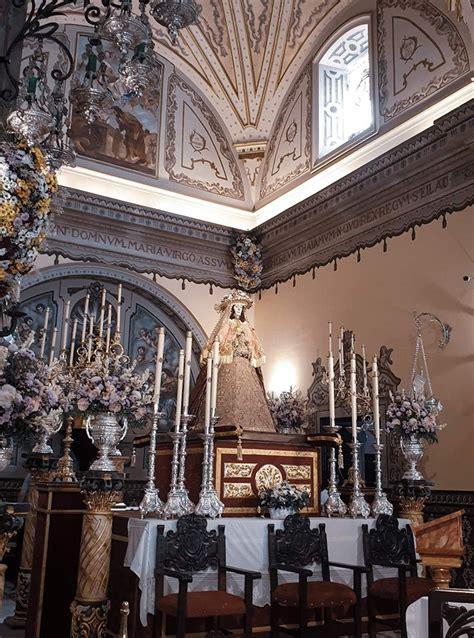 Llegada de la Virgen del Rocío a Almonte   Rocio.com