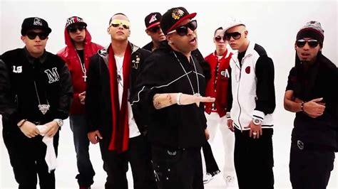 LLegamos a la disco Daddy Yankee Llegamos a la Disco Ft ...