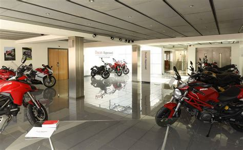 Llegan los Open Day de Ducati Madrid
