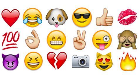 ¡Llegaron los  Top Emojis  de WhatsApp!