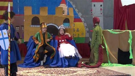 Llegenda de Sant Jordi 2012   YouTube