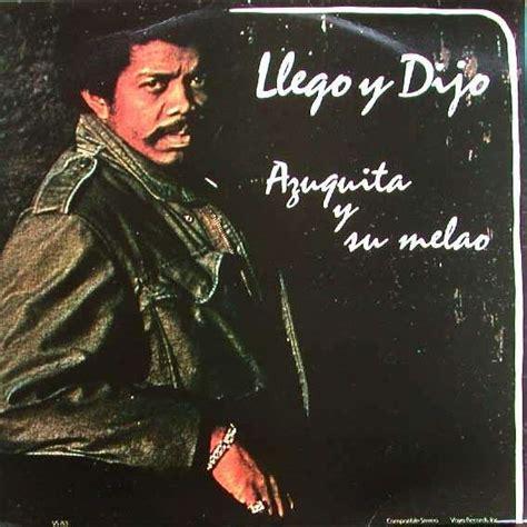 LLEGO Y DIJO by AZUQUITA Y SU MELAO, LP x 2 with skeudagogo