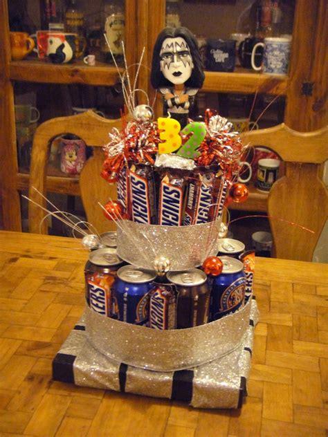 Lo hice para el cumpleaños de mi esposo, idea original ...